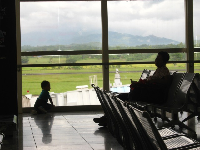 I took this photo in Ilo-ilo International Airport