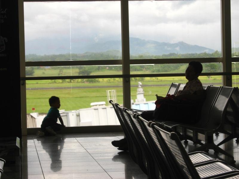 I took this photo in Ilo-ilo International Airport